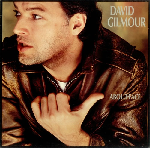 David Gilmour — About Face