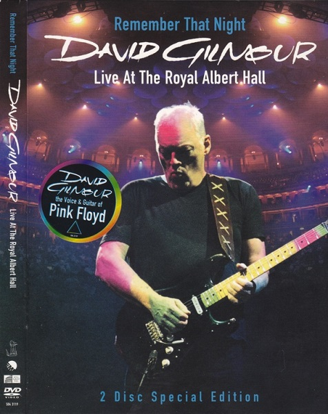 David Gilmour — Remember That Night - Live at the Royal Albert Hall