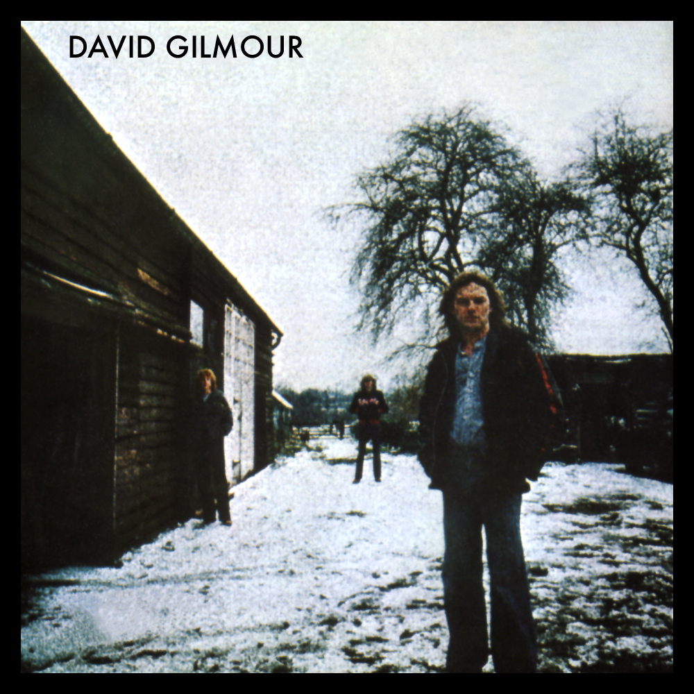 David Gilmour — David Gilmour