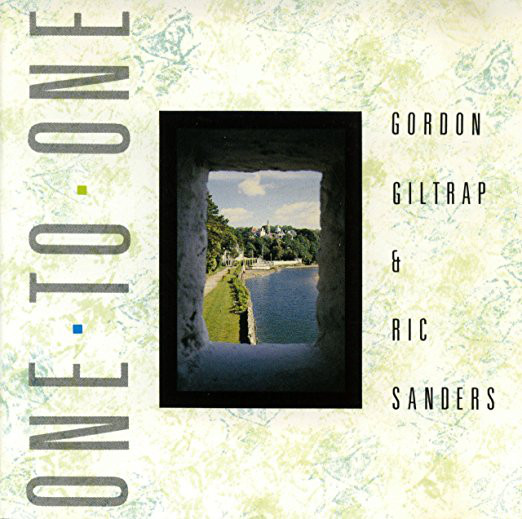 Gordon Giltrap & Ric Sanders — One to One