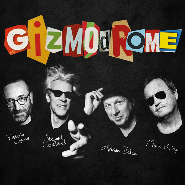 Gizmodrome — Gizmodrome