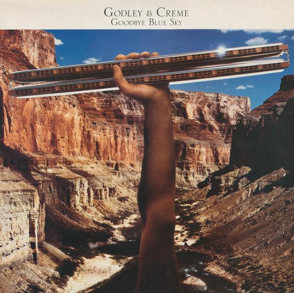 Godley & Creme — Goodbye Blue Sky