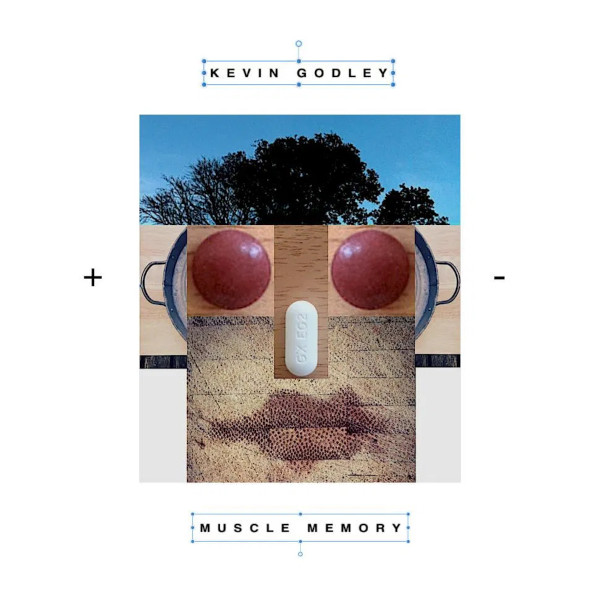 Kevin Godley — Muscle Memory