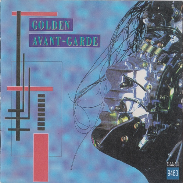 Golden Avant-Garde Cover art
