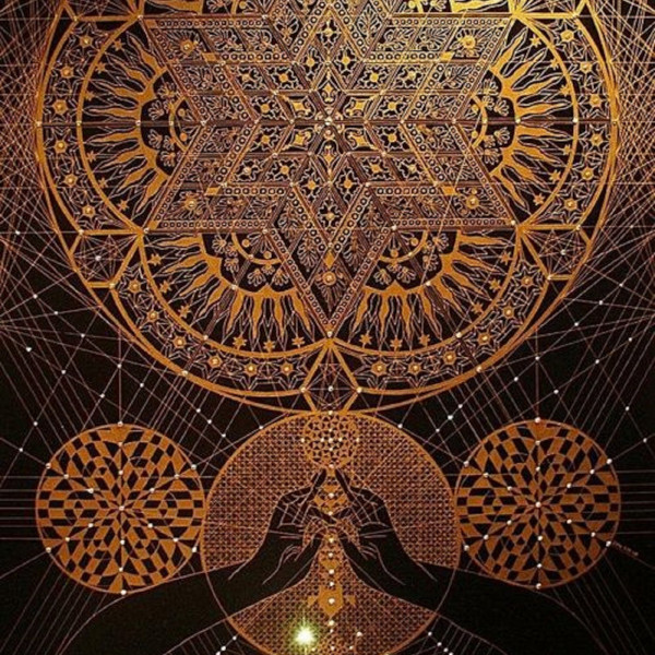 Golden Death Music — Form and Truth Frequency