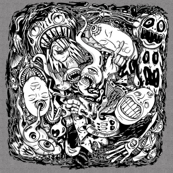 Golden Death Music — Strange Mess