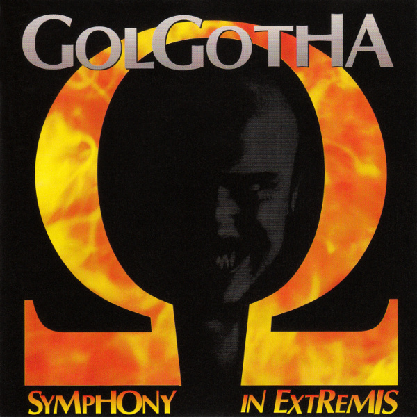 Symphony in Extremis Cover art