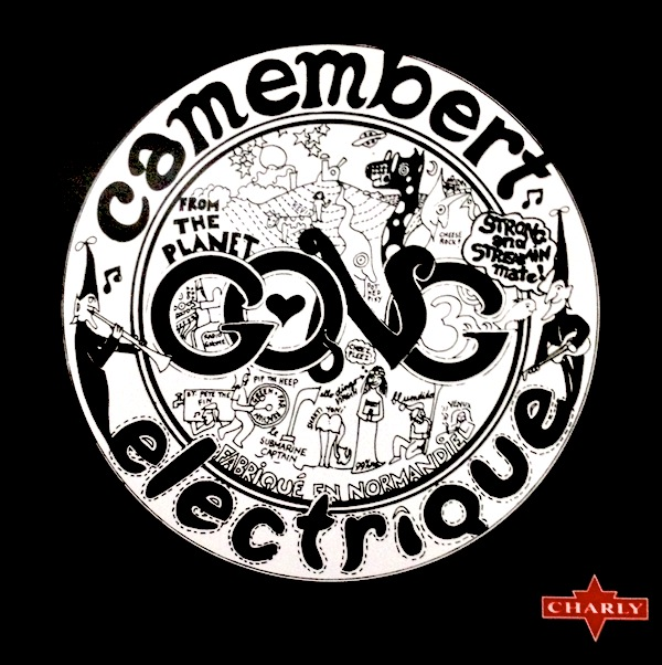 Camembert Electrique Cover art