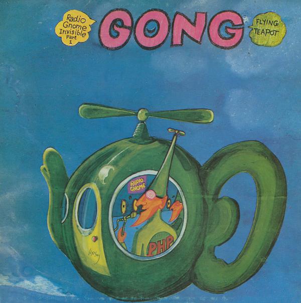 Gong — Flying Teapot