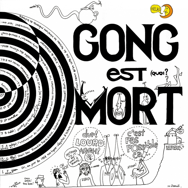 Gong — Gong Est Mort