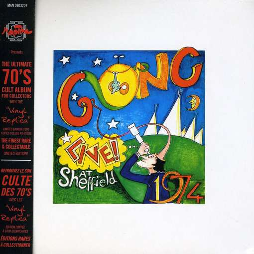 Gong — Live at Sheffield 1974