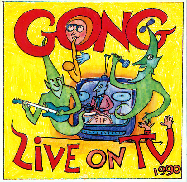 Gong — Live on TV