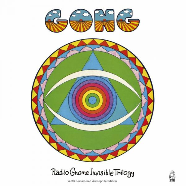 Gong — Radio Gnome Invisible Trilogy