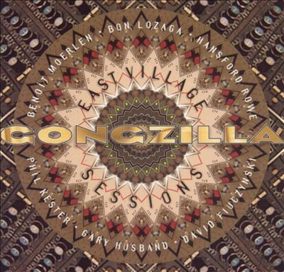 Gongzilla — East Village Sessions