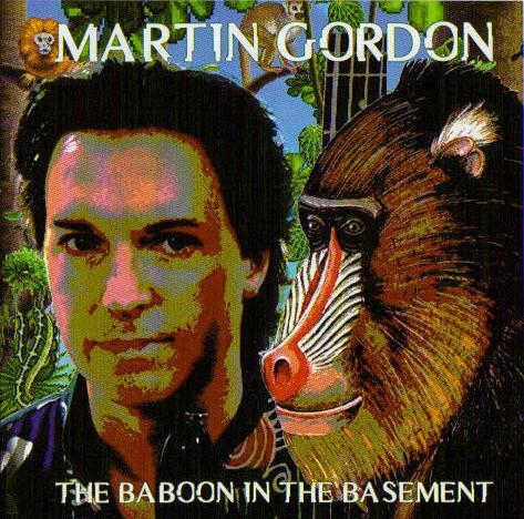Martin Gordon — The Baboon in the Basement