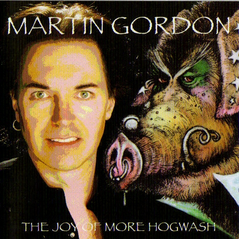 The Joy of More Hogwash Cover art