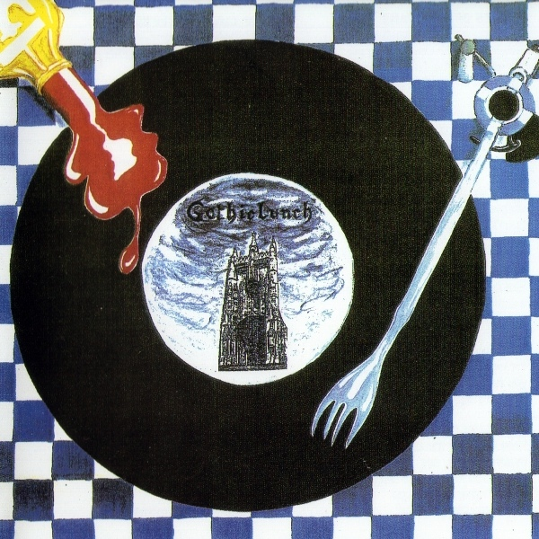 Gothic Lunch Cover art