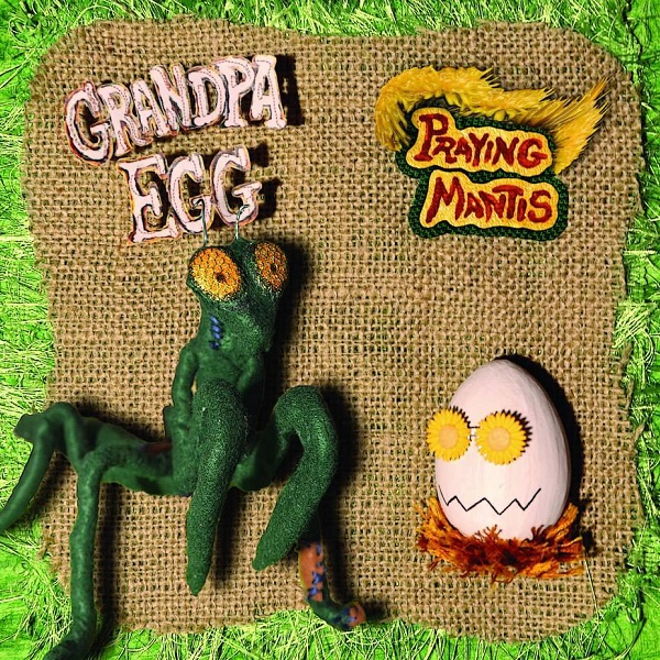 Grandpa Egg — Praying Mantis