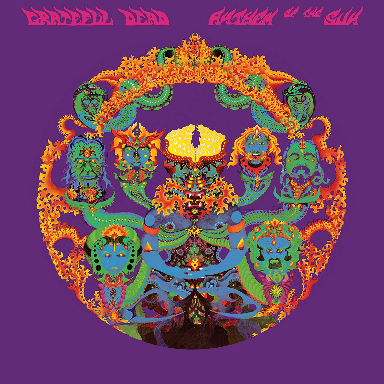 Grateful Dead — Anthem of the Sun - 50th Anniversary Edition