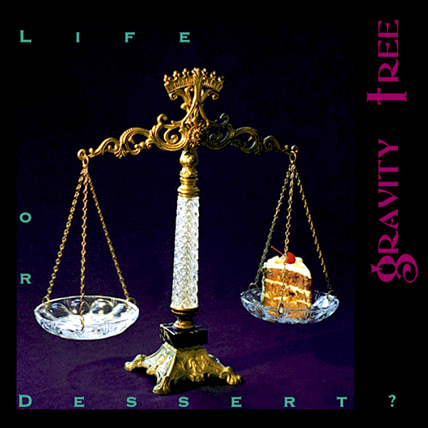 Life or Dessert? Cover art