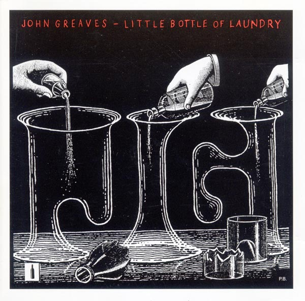 John Greaves — Little Bottle of Laundry