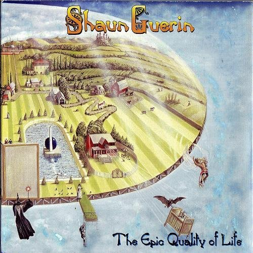 Shaun Guerin — The Epic Quality of Life