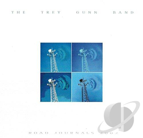 The Trey Gunn Band — Road Journals 2002