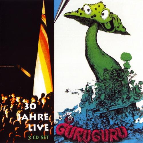 30 Jahre Live Cover art