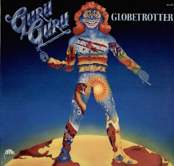 Guru Guru — Globetrotter