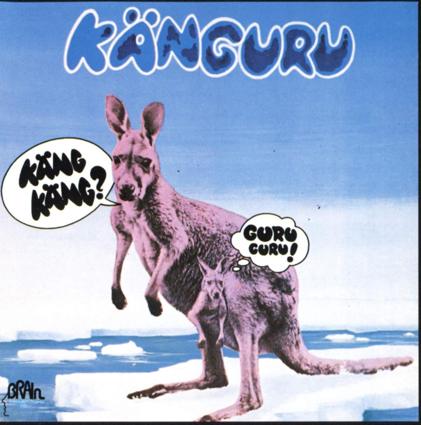 Guru Guru — Känguru