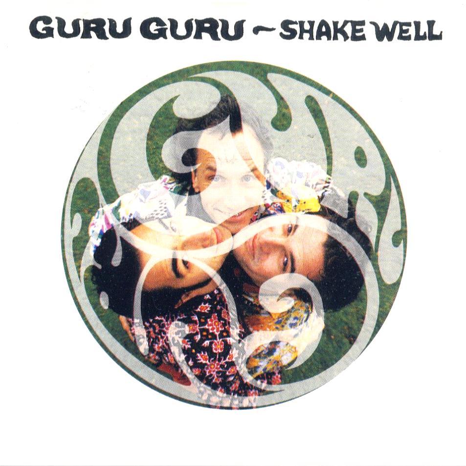 Guru Guru — Shake Well