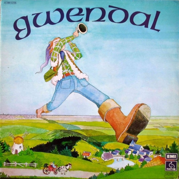 Gwendal — Gwendal (aka Irish Jig)