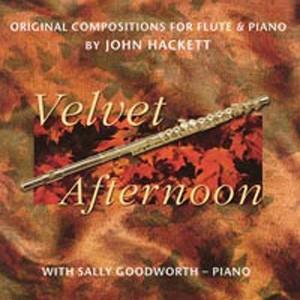 Velvet Afternoon Cover art