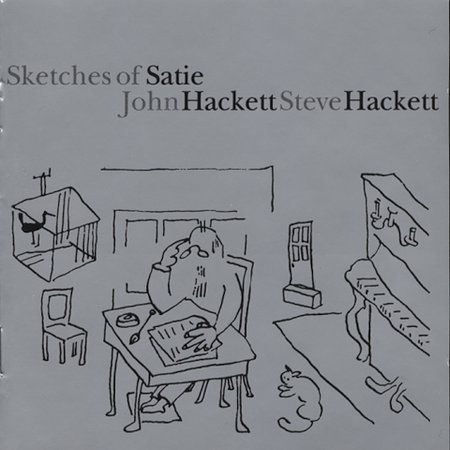 John Hackett & Steve Hackett — Sketches of Satie
