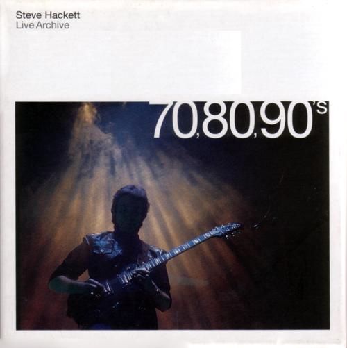 Steve Hackett — Live Archive 70, 80, 90's