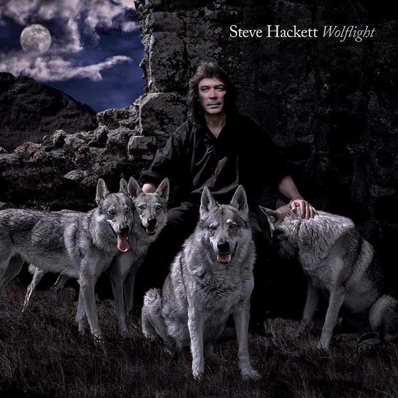 Steve Hackett — Wolflight