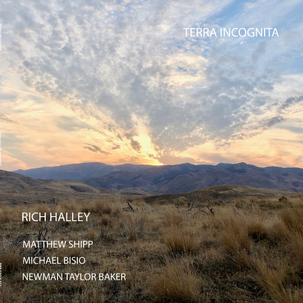 Rich Halley — Terra Incognita