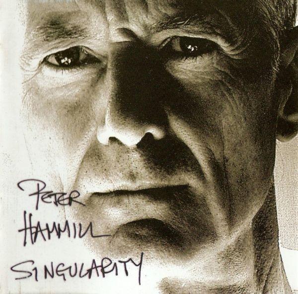 Peter Hammill — Singularity