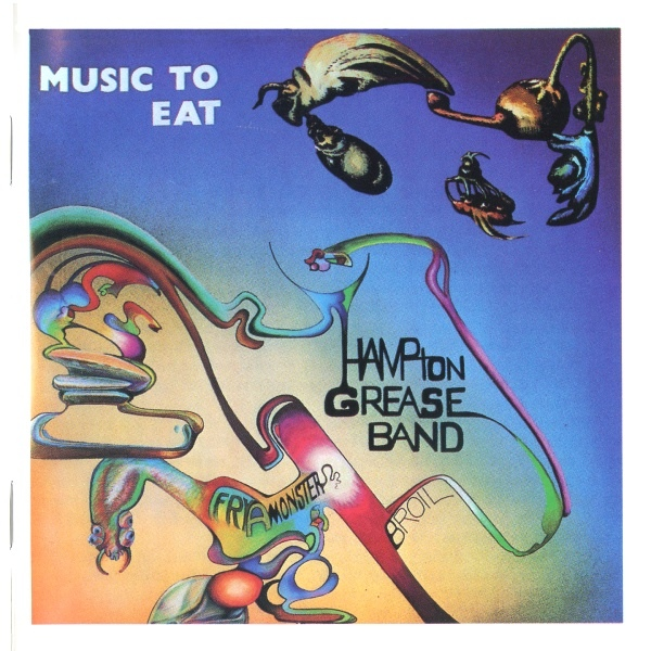 Music to Eat Cover art