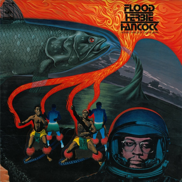 Herbie Hancock — Flood