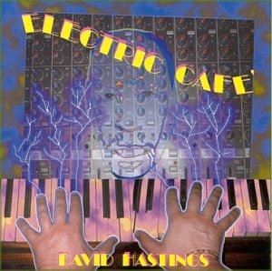 Electric Café Cover art