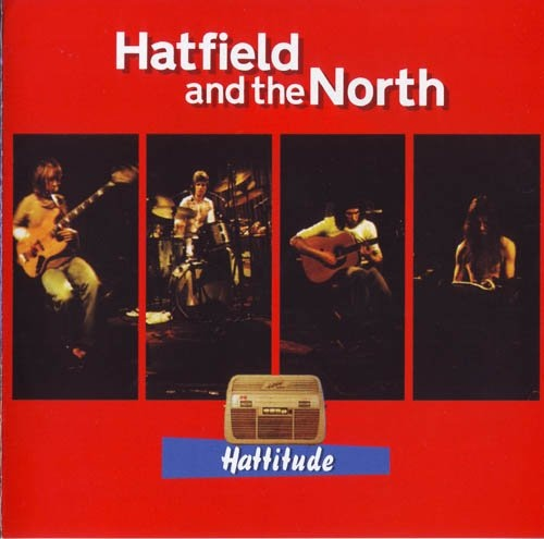 Hattitude: Archive Recordings 1973-1975, Volume 2 Cover art