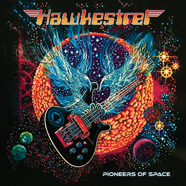 Hawkestrel — Pioneers of Space
