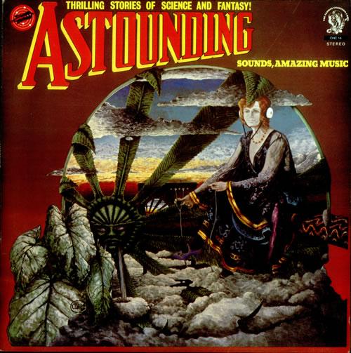 Hawkwind — Astounding Sounds, Amazing Music