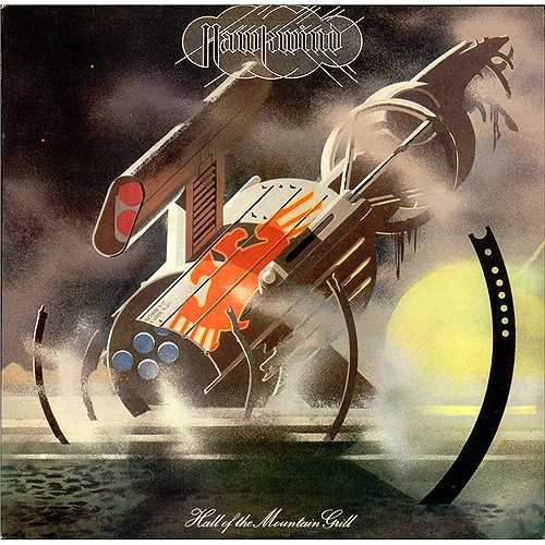 Hawkwind — Hall of the Mountain Grill