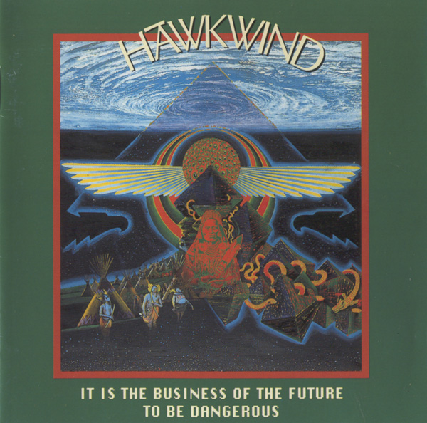 It Is the Business of the Future to Be Dangerous Cover art
