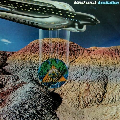 Hawkwind — Levitation
