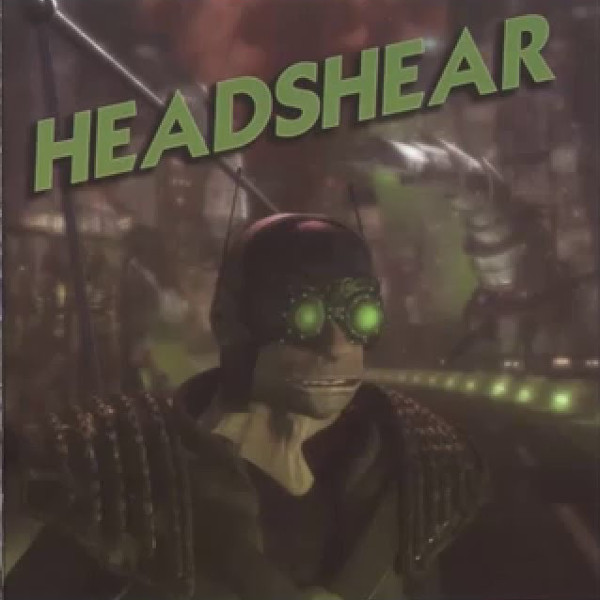 Headshear Cover art