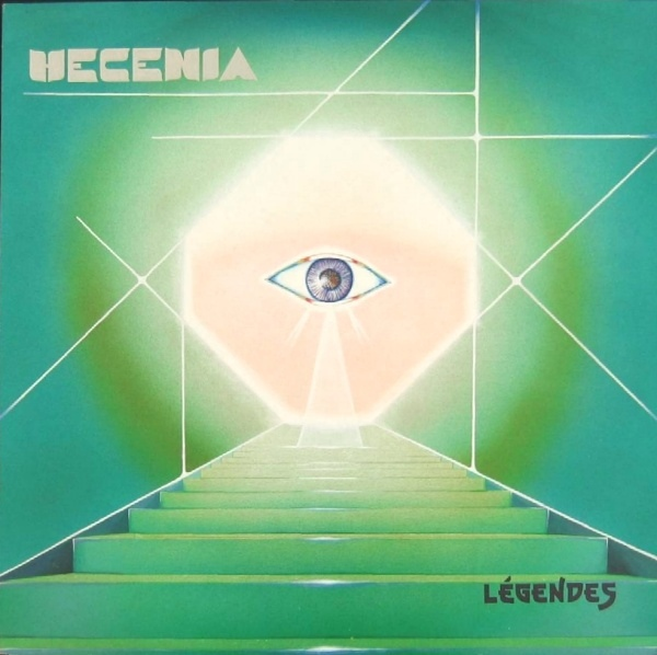 Hecenia — Légendes