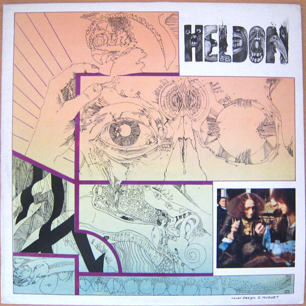 Heldon — Electronique Guerilla